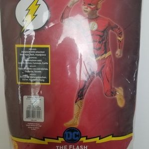 New Flash costume size small